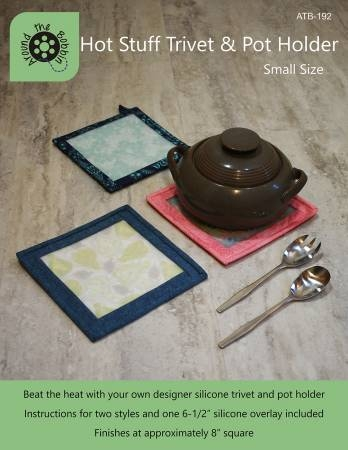 Hot Stuff Trivet and Potholder